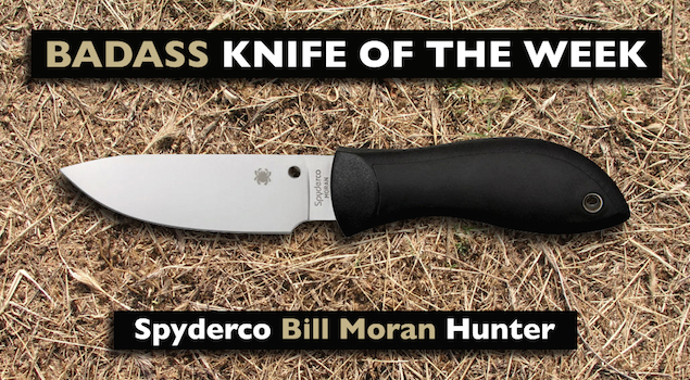 Spyderco Bill Moran