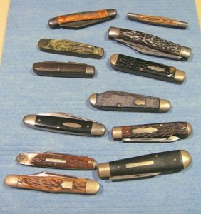 antique pocket knives