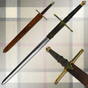 William Wallace Replica Sword
