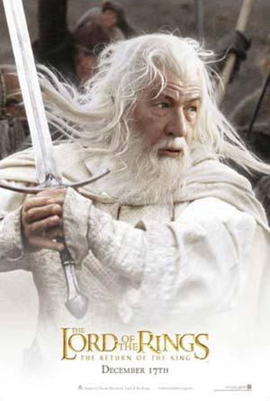 Gandolf Lord of the Rings Sword