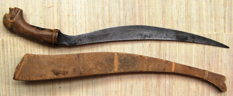 How to identify the maker or brand of an old knife
