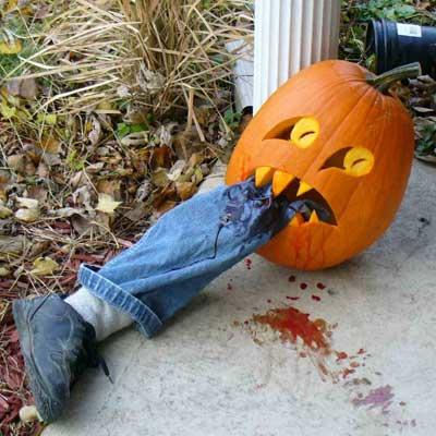 10 Funniest Halloween Jack O\'Lanterns