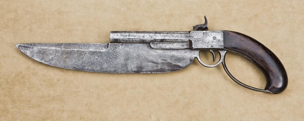 cutlass pistol