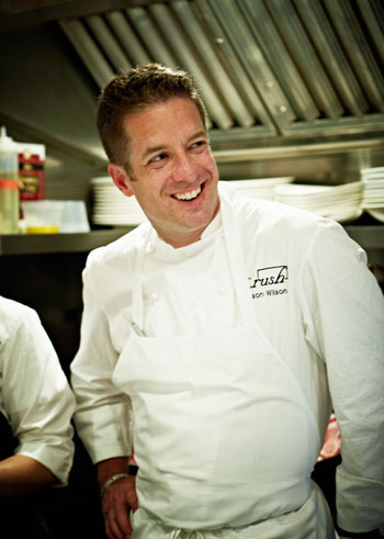 Chef Jason Wilson