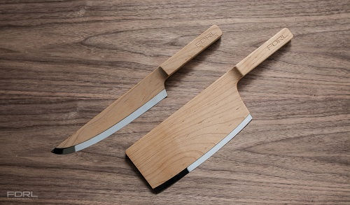 Maple Knives via The Federal