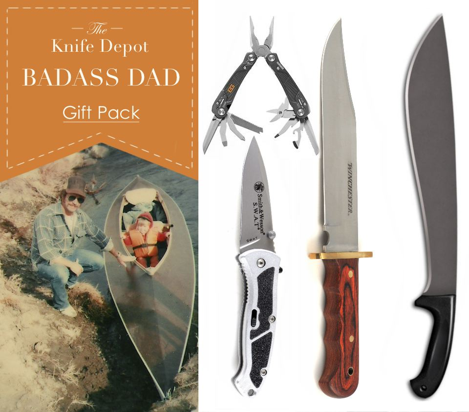 Knife Depot Father's Day Image