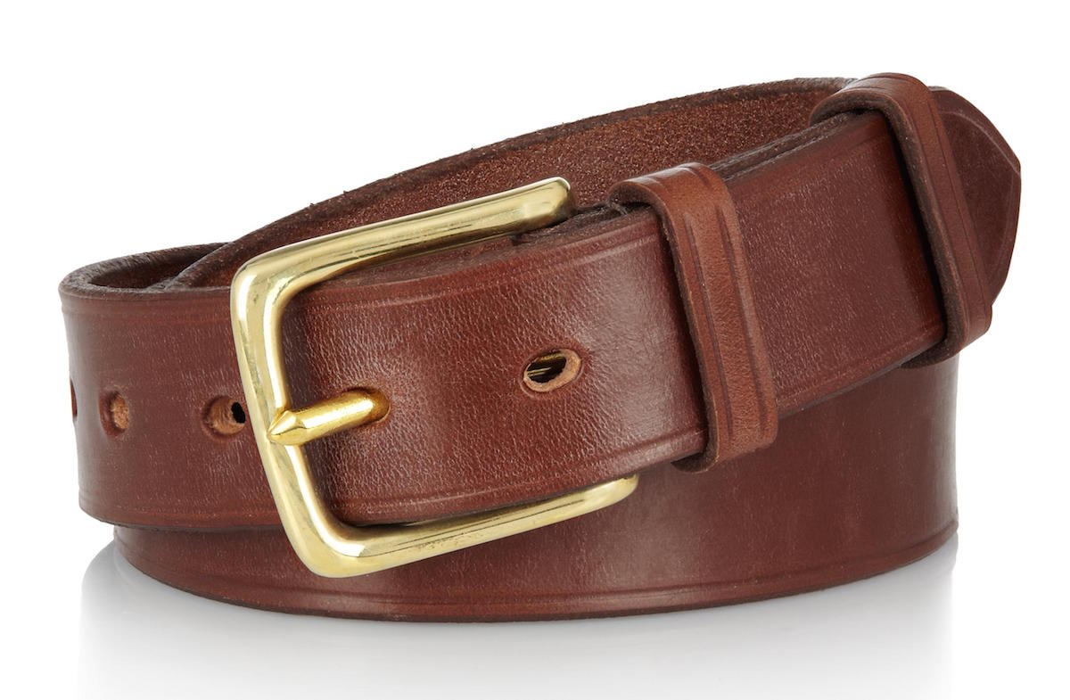 bridle-leather-belt