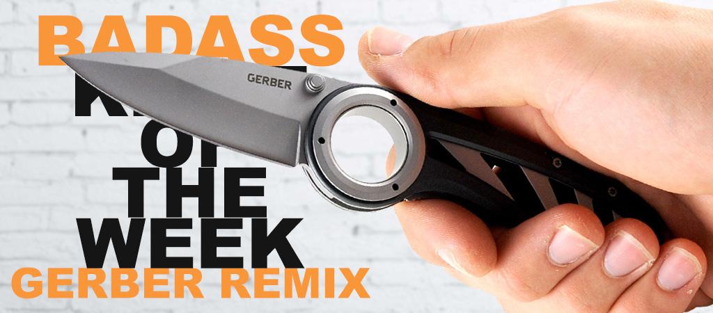 Gerber Remix Badass