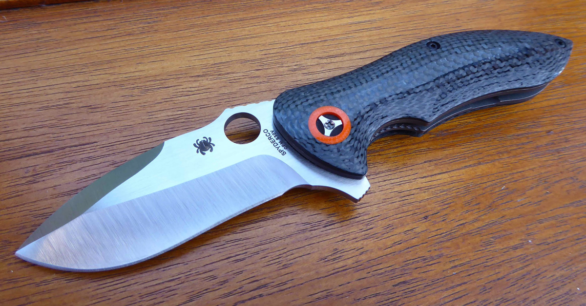 Spyderco Rubicon from a 2014 YouTube review by Sup3rSaiy3n