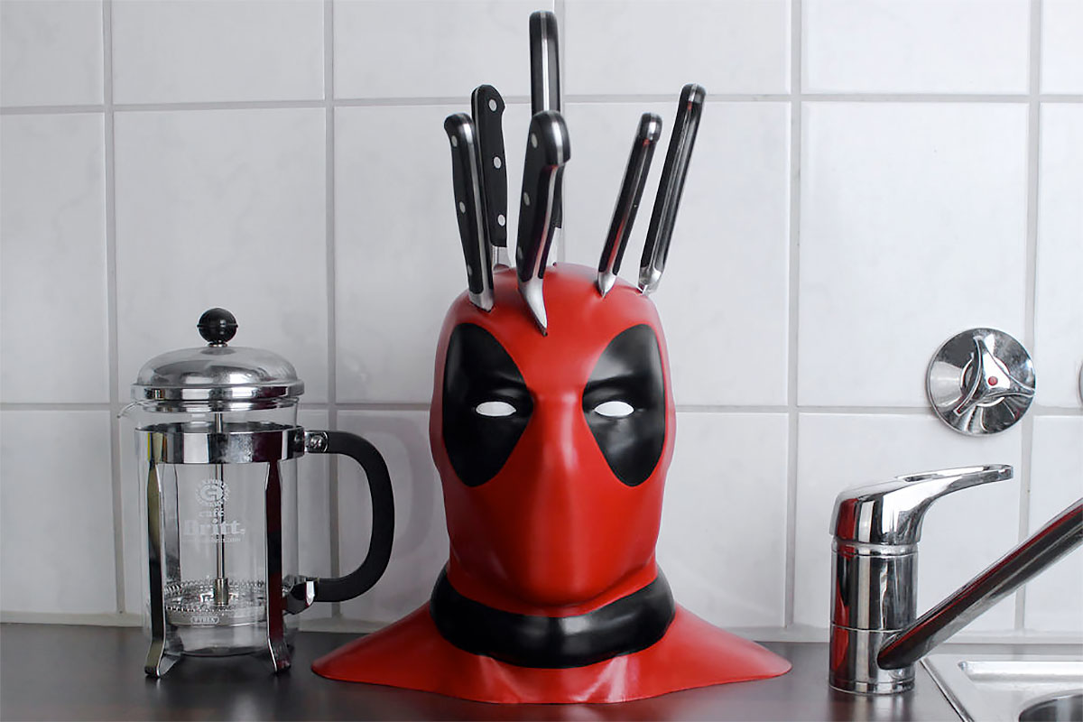 8 Awesomely Impractical Kitchen Knife Blocks Knife Depot