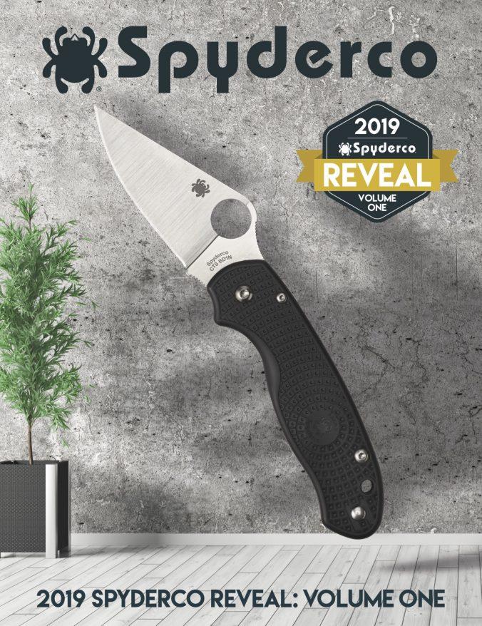 New 2019 Spyderco Knives   Knife Depot