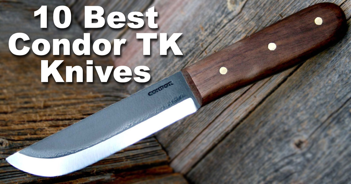 Best Condor Tool Amp Knife Fixed Blades Knife Depot